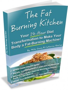 Fat Burning Kitchen Exercise